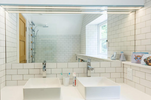 Bagendon Bathroom Project - Bathrooms Cirencester, Voga Interiors