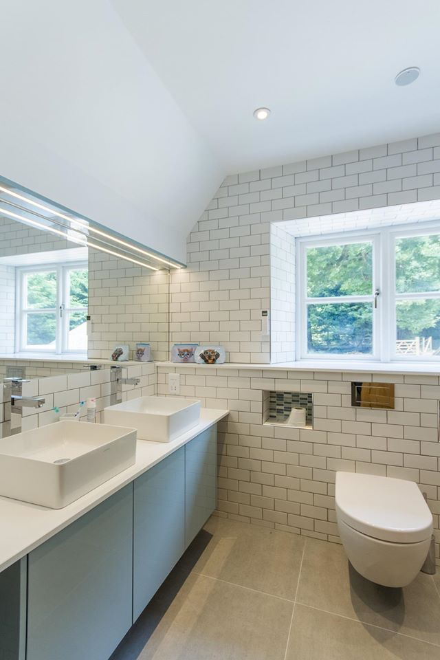 Bathrooms Cirencester, Voga Interiors - Bagendon Bathroom Project