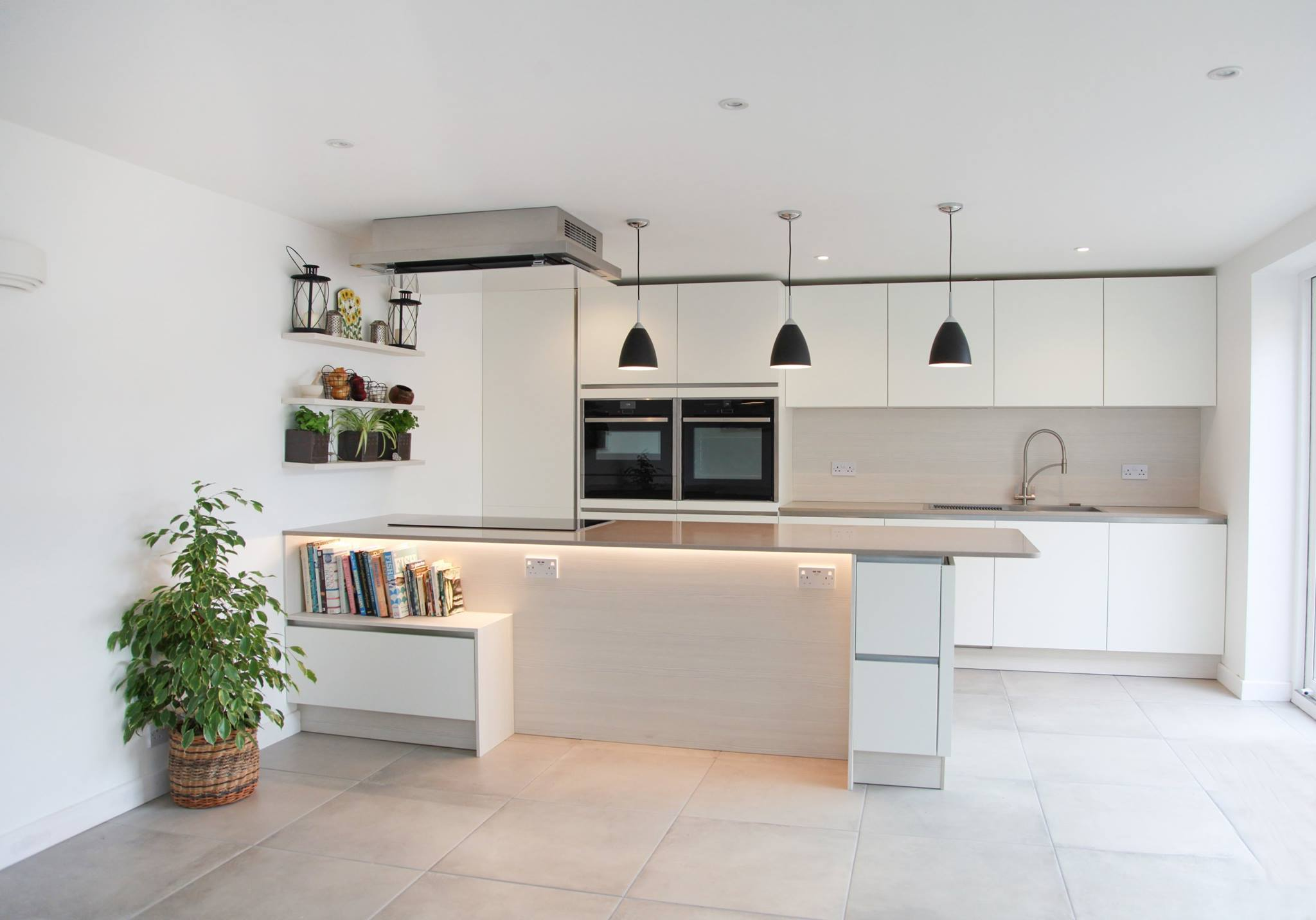 Ashton Keynes Kitchen Project - Kitchens Cirencester, Voga Kitchens