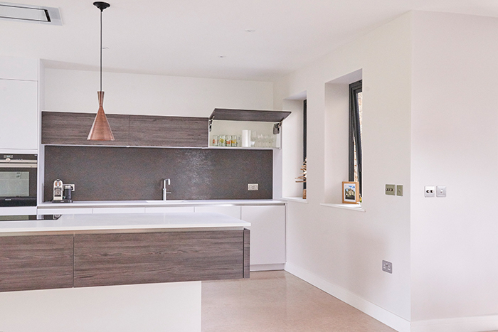 Prestbury Kitchen Project - Kitchens Cirencester, Voga Interiors