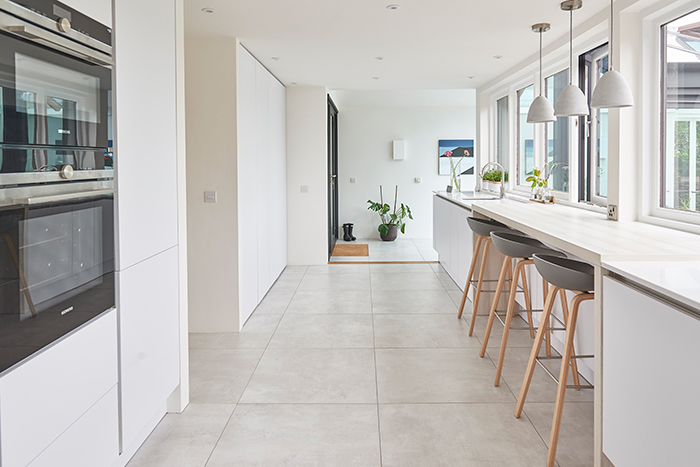 Fairford Kitchen Project - Kitchens Cirencester, Voga Interiors