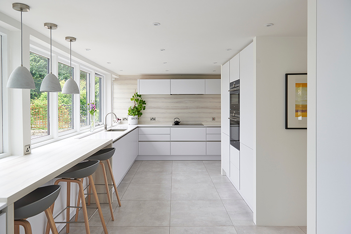 Fairford Kitchen Project - Kitchens Cirencester, Voga Interiors