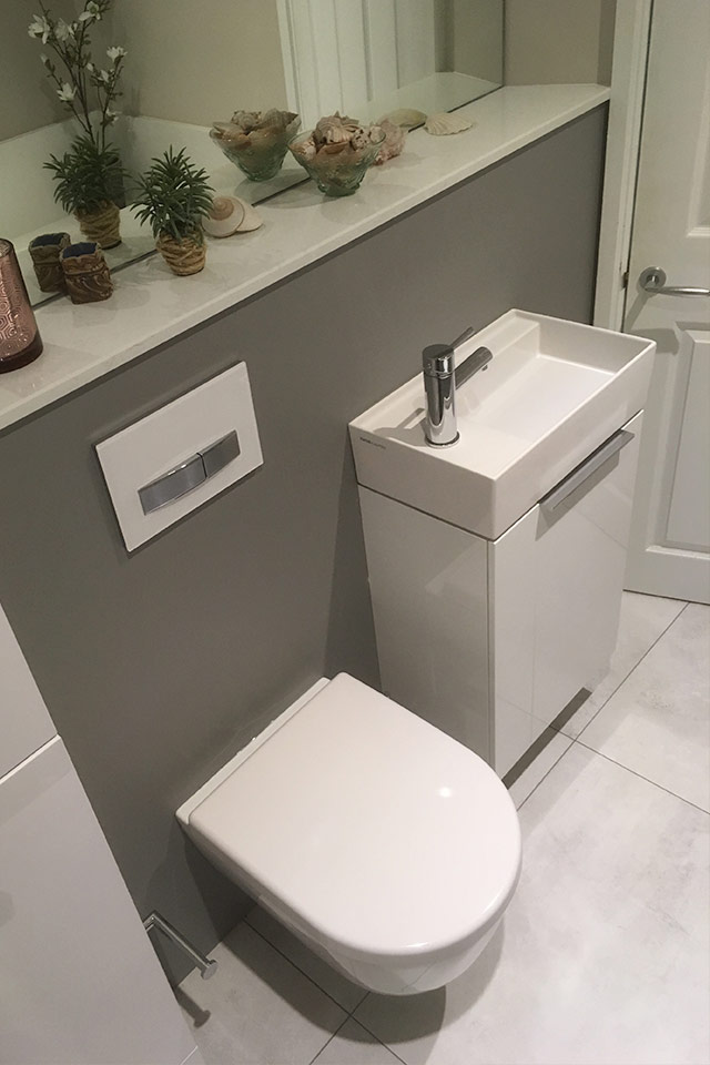 Cirencester Bathroom Project - Bathrooms Cirencester, Voga Interiors