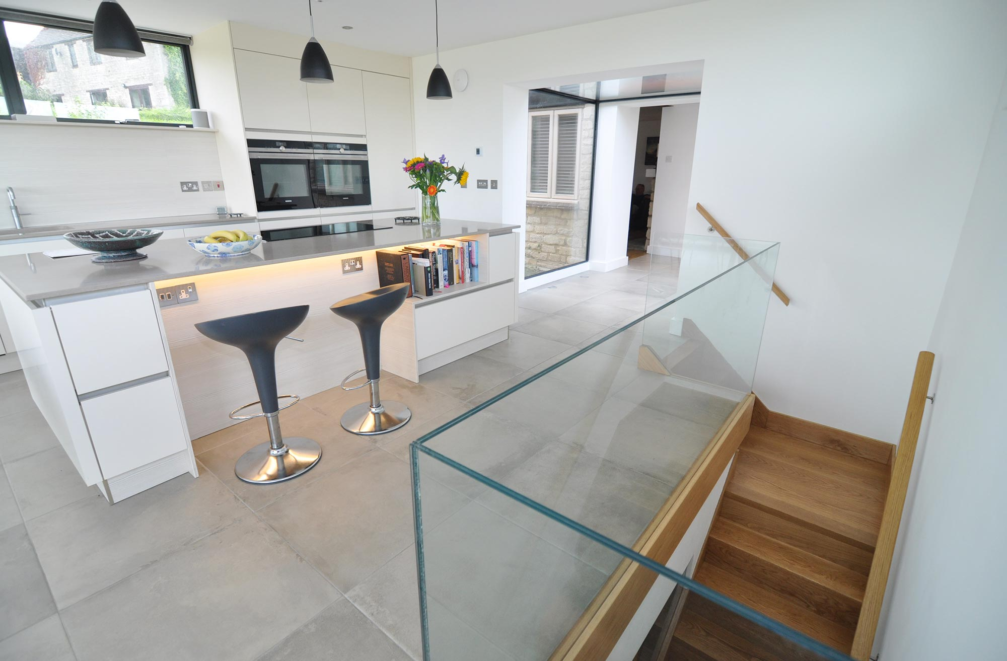 Kitchens Cirencester, Voga Interiors - Cleeve Hill Kitchen Project