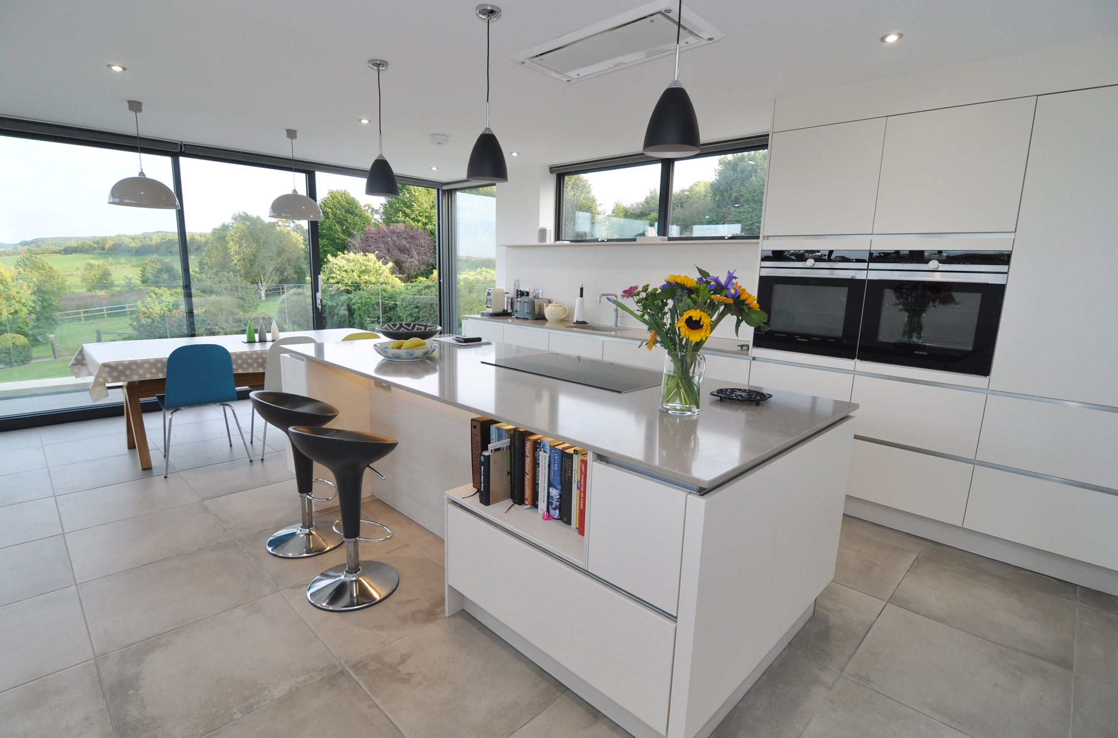 Cleeve Hill Kitchen Project - Kitchens Cirencester, Voga Kitchens