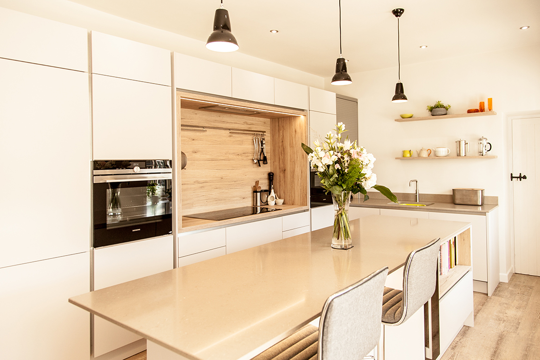Fairford Kitchen Project - Kitchens Cirencester, Voga Kitchens