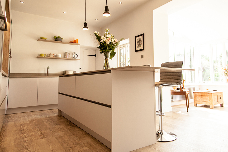 Tetbury Kitchen Project, Voga Interiors - Kitchens Cirencester