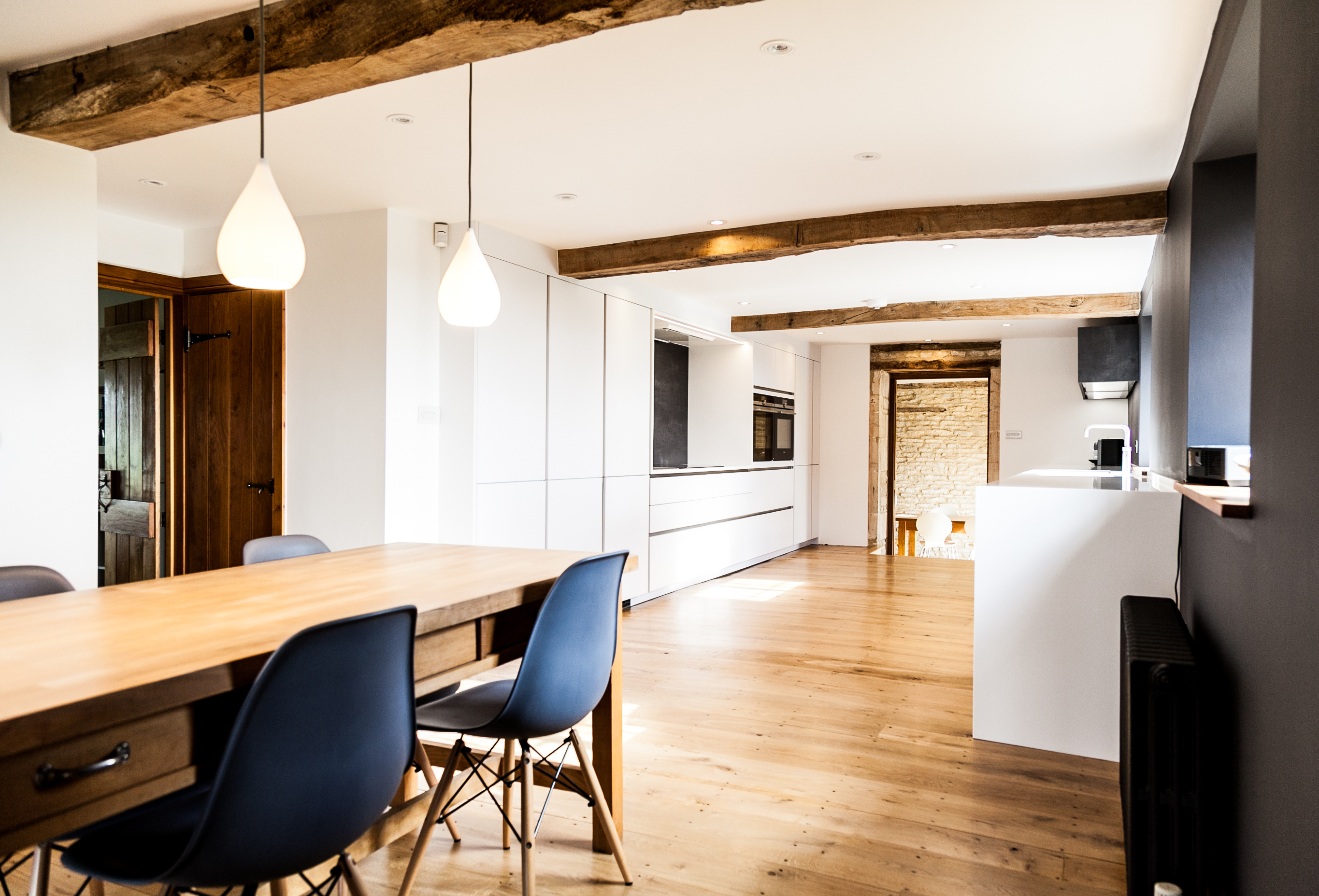 Suffolks Kitchen Project - Kitchens Cirencester, Voga Kitchens