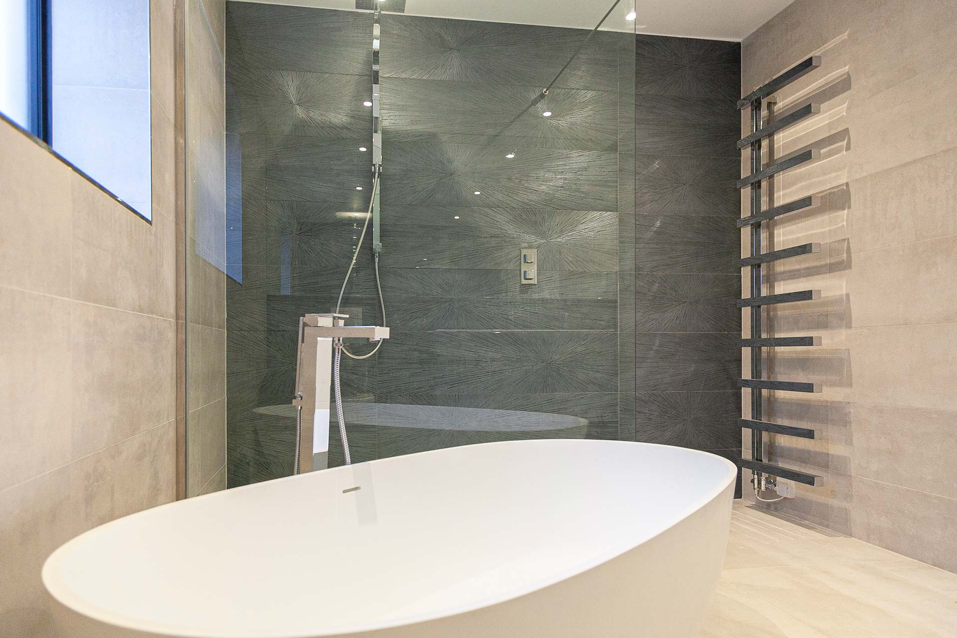 Contemporary Bathroom - Voga Interiors
