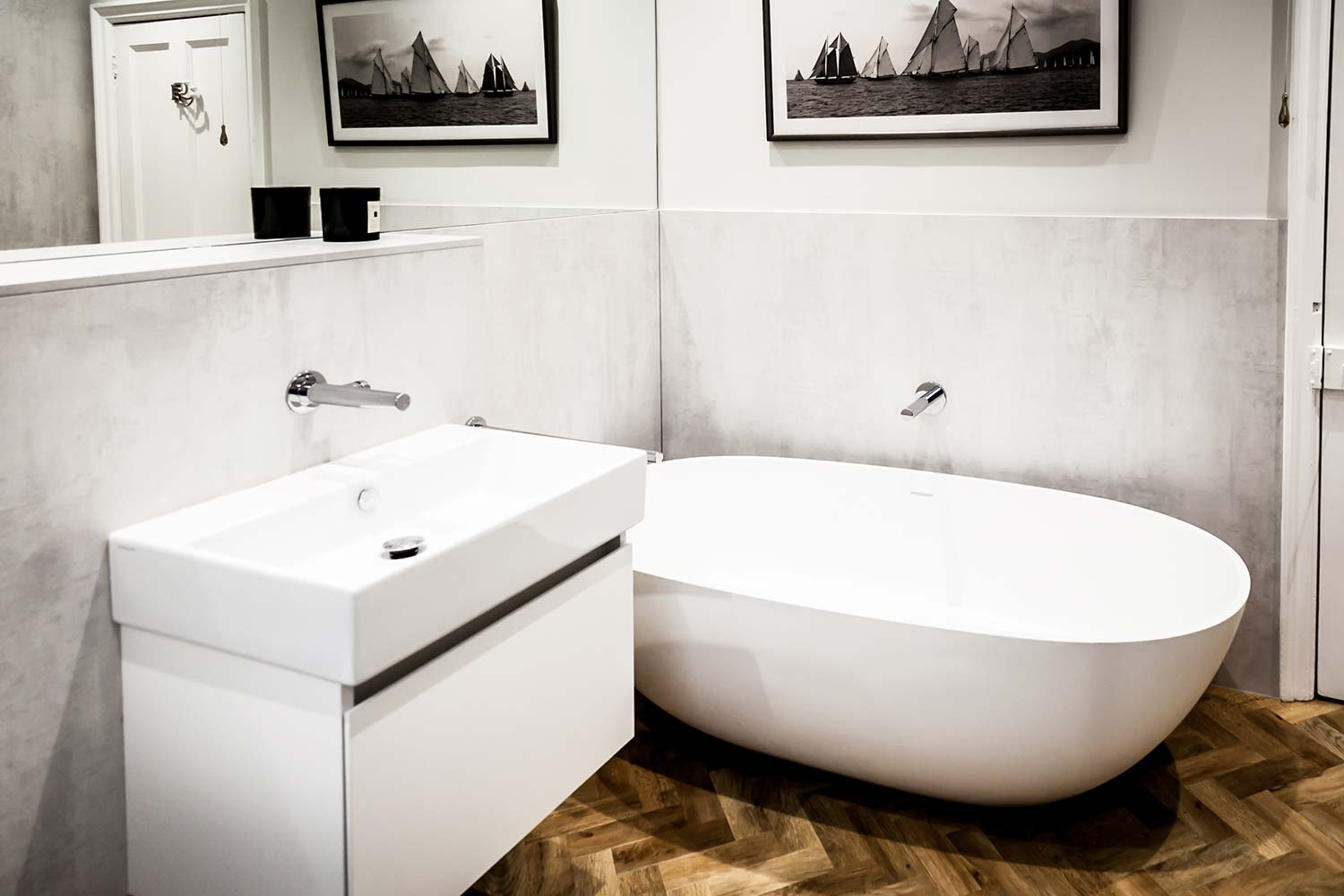 The Bartonbury Bathroom, Voga Interiors Cirencester